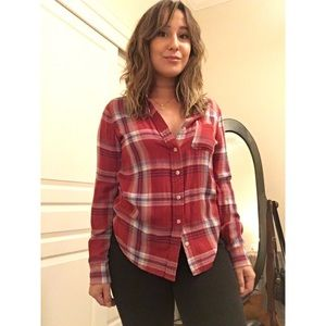 Perfect Red Flannel ❤️✨